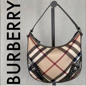 👑 BURBERRY SHOULDER BAG 💯AUTHENTIC
